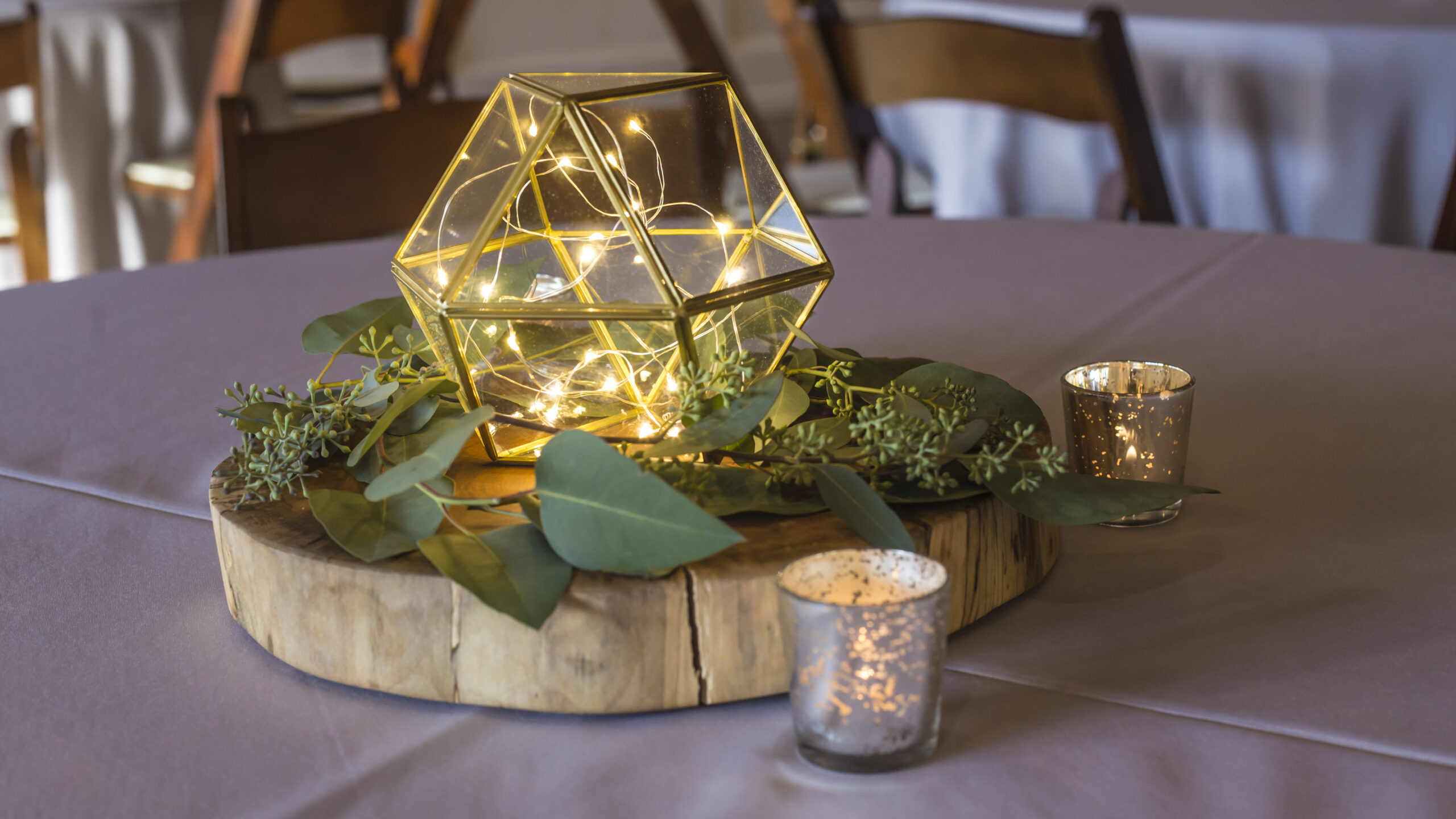 House Centerpieces for Intimate events, weddings, and receptions