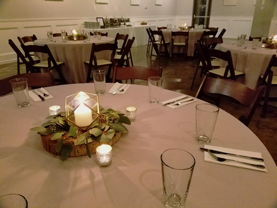 Table setting - casual dinner